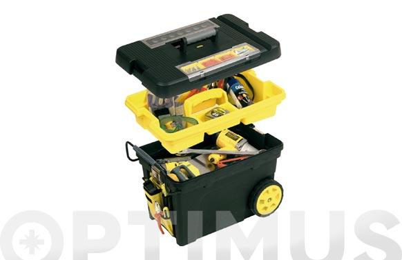 Taller movil plastico contractor 613x375x419 mm