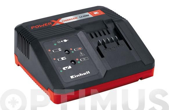 Cargador bateria power-x 18v