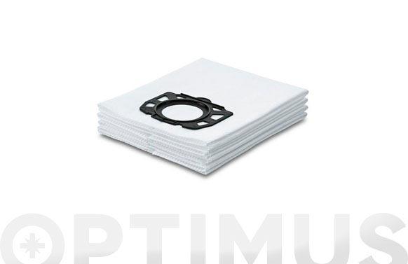Bolsa textil aspirador (4 unid) mv4/mv/5/mv6