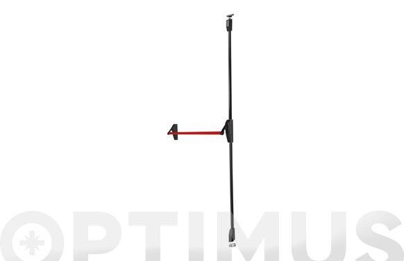 Antipanico sobreponer 2 puntos cierre reversible con barra 950 mm