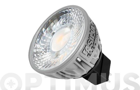 Lampara dicroica ledpro 420lm gu5,3 5w luz blanca (5000k)