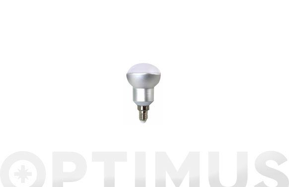 Lampara reflectora led 520lm r50 6w luz calida (3000k)