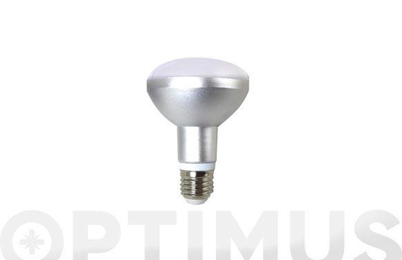 Lampara reflectora led 860lm r80 10w luz calida (3000k)
