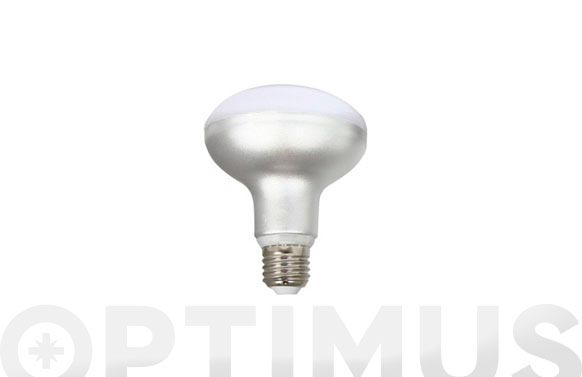Lampara reflectora led 1050lm r90 12w luz calida (3000k)