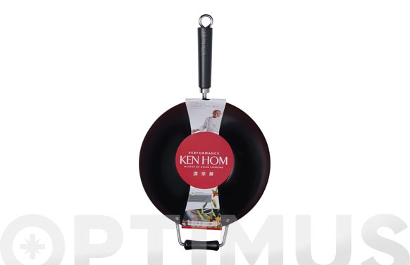 Wok induccion antiadherente performance 32cm