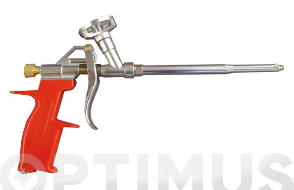 Pistola espuma poliuretano profesional