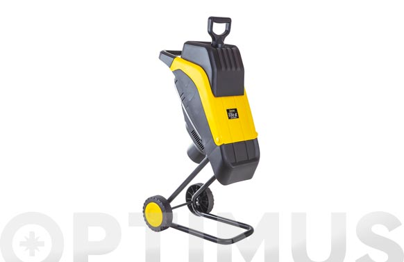 Biotrituradora electrica 2500w chipper 100e