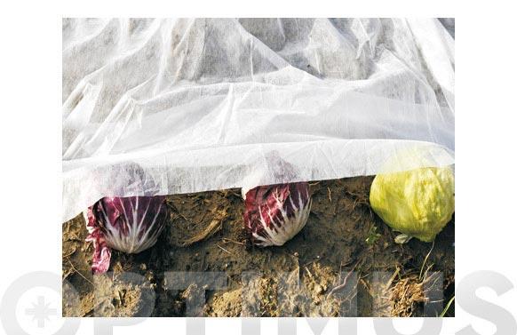 Tela proteccion plantas 2 x 10 mt 17gr/m2