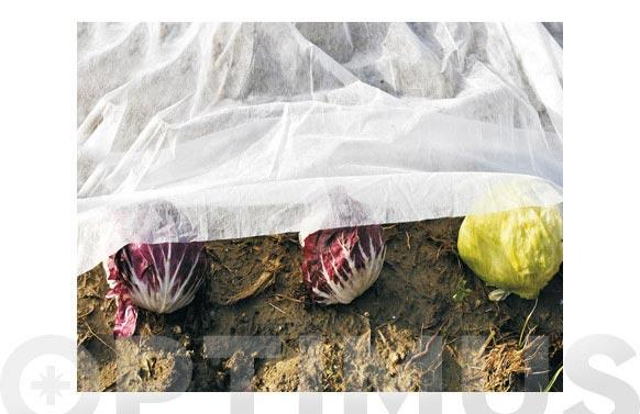 Tela proteccion plantas (artic) 1,6 x 10 mt 30gr/m2