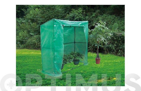 Invernadero mesas cultivo a200 x f78 x h200 cm