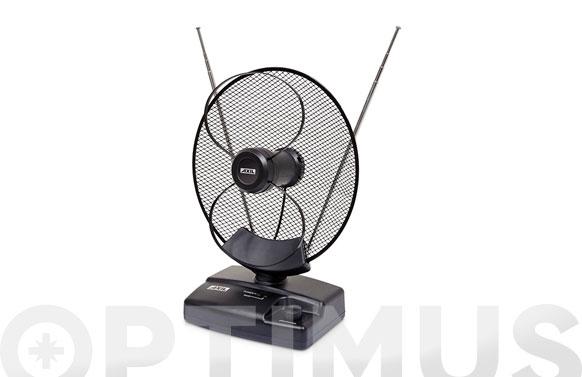 Antena de interior con filtro 4g amplificada