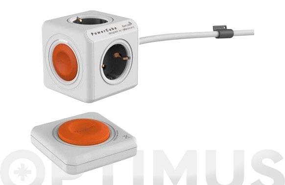 Ladron power cube naranja mando distancia