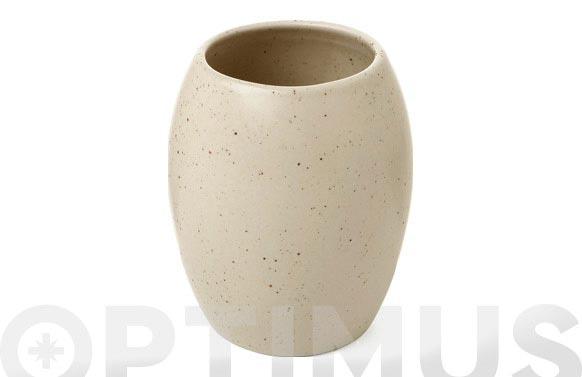 Vaso dune beige