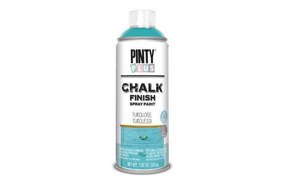 Pintyplus chalk 520cc turquesa