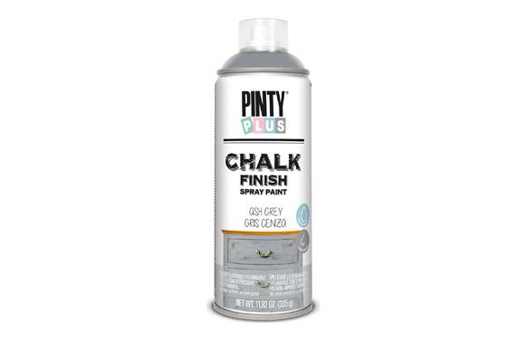 Pintyplus chalk 520cc gris ceniza