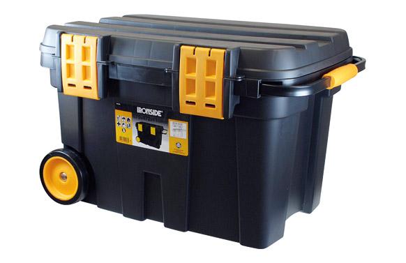 Cofre herramientas movil 675 x 472 x 416 mm.