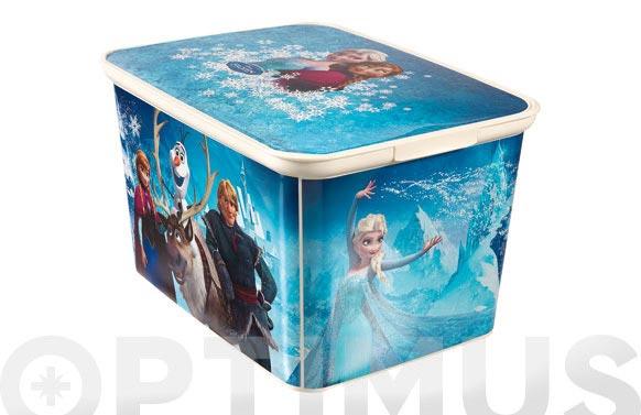 Caja organizadora frozen l amsterdam 40x30x23cm