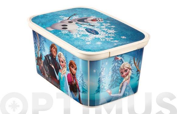 Caja organizadora frozen s amsterdam 30x24x14cm