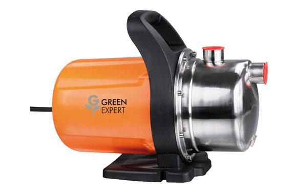 Bomba superficie aguas limpias 1100w inox 4600l/h
