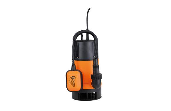 Bomba sumergible aguas sucias 750 w 11.300 l/h