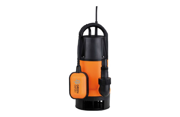 Bomba sumergible aguas sucias 900 w 14.000 l/h gxprt-a900v