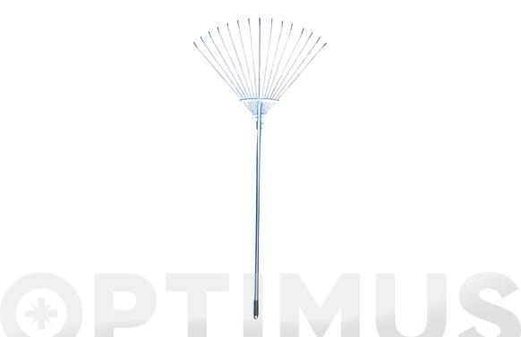 Escoba metal extensible con mango 120 x 19 x 6 cm