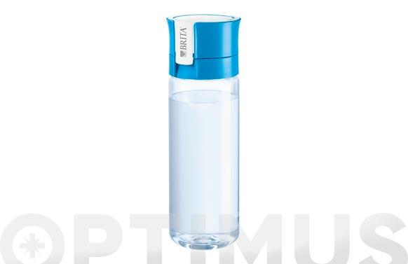 Botella filtrante fill&go azul-0,6 l