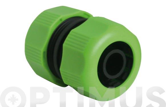 Reparador de manguera 19 mm. 1/2'' plastico