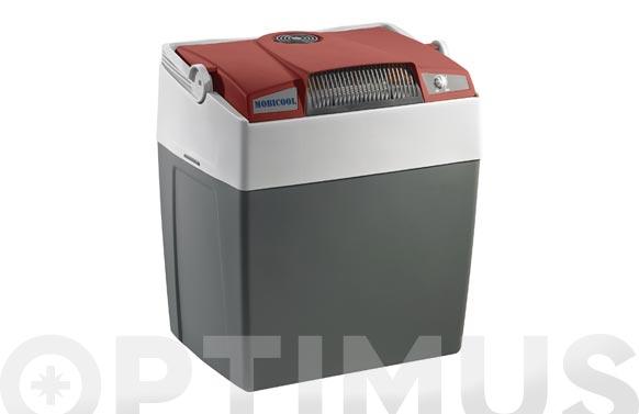 Nevera rigida termoelectrica premium 12/220v g30 29 lt con usb