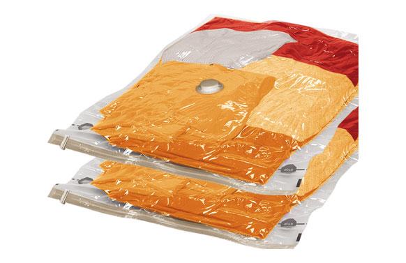 Bolsa ropa al vacio set 2u ordinett jumbo 80 x 120 cm
