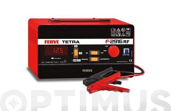 Cargador bateria tetra 12 v/24 v, 8-16 a