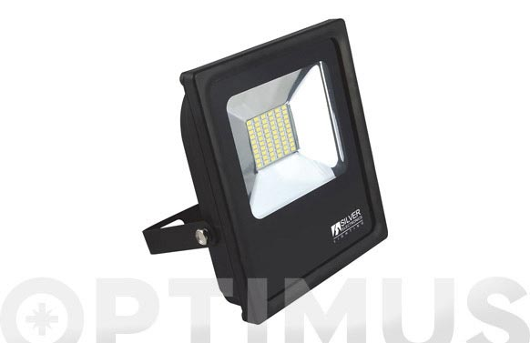 Foco proyector led 30w 6000k 2400 lm ip65