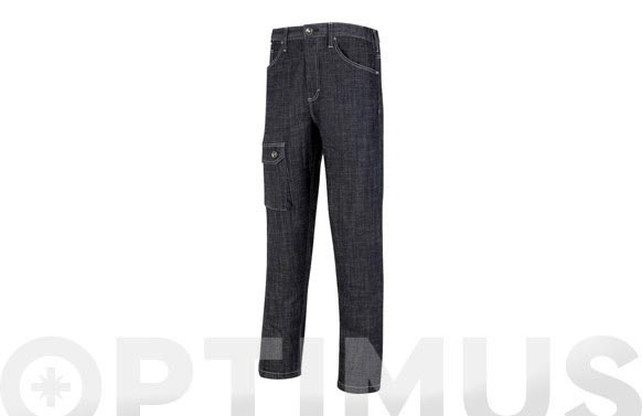 Pantalon tejano 297 gr stretch t 58/60