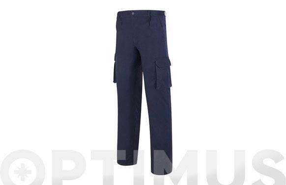 Pantalon tergal 245 gr serie top t 40 azul marino