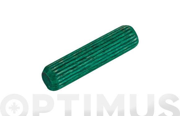 Espiga madera ensamblar preencoladas 30 uds ø 10 mm x 40 mm
