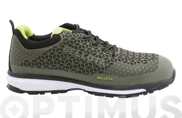 Zapato cell verde s3 t 40