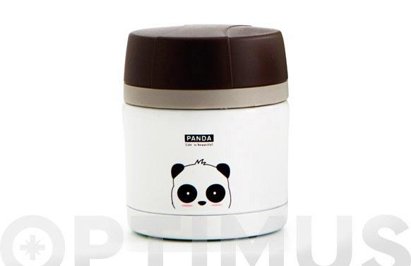Termo solido infantil 27cl-panda