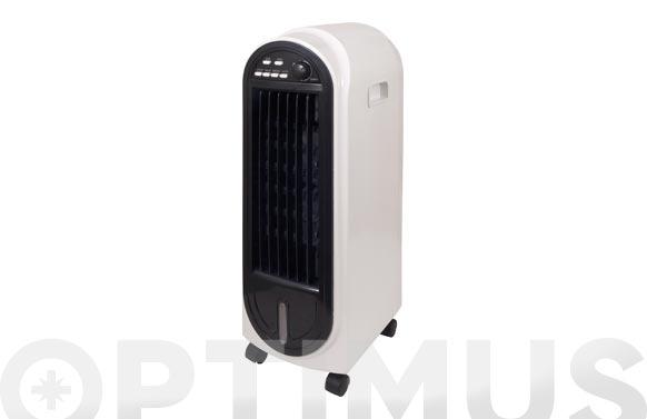 Climatizador portatil 3 funciones 70w temporizador