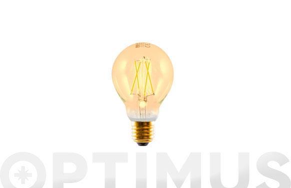 Lampara led filamento standar 3w e27 300lm luz calida (2200k)