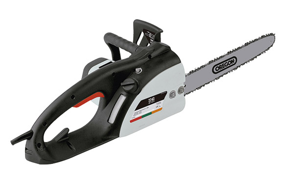 Motosierra electrica 2200w 40cms +proteccion ( mugello 671)
