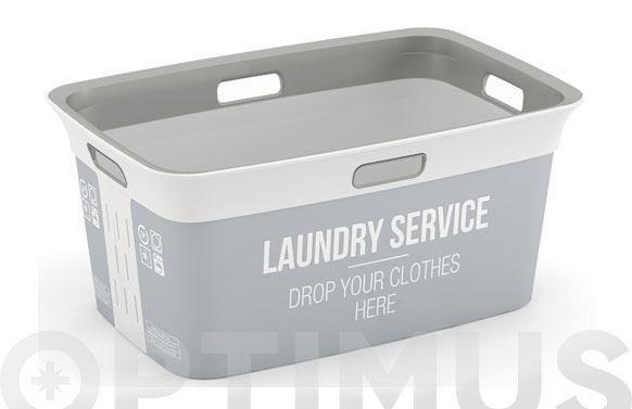 Cesta ropa 45l laundry service