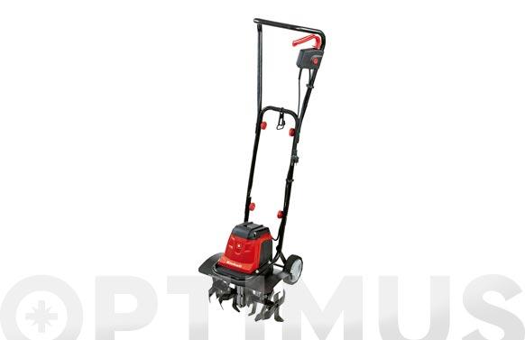Motoazada electrica 1400w / 6 fresas gc-rt 1440 m ancho de trabajo: 45 cm. profundidad: 20 cm