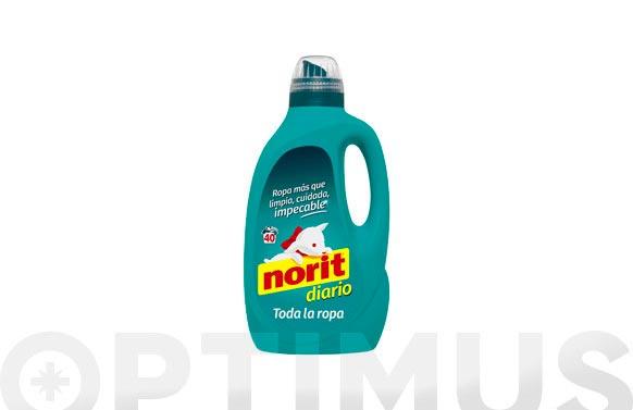 Detergente diario 2120ml 40 lavados
