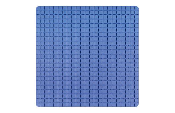 Antideslizante bañera quadro 54 x 54 cm azul