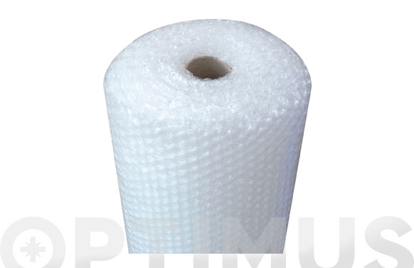Plastico de burbuja 40 gr/m2 1,2 x 10 m