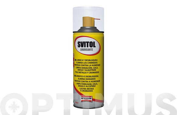 Lubricante multiusos sintetico spray 200 ml