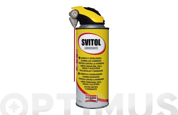 Lubricante multiusos sintetico spray 400 ml
