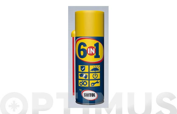 Lubricante multiusos spray 200 ml