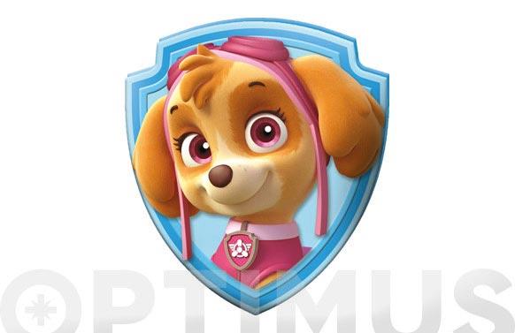 Cojin patrulla canina skye 40 cm poliester