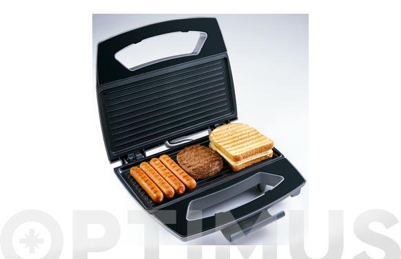 Sandwichera dolcevita sm3 800 w